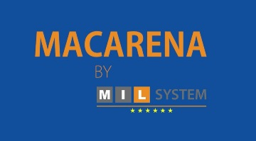 Macarena – the innovative portable dance floor.
