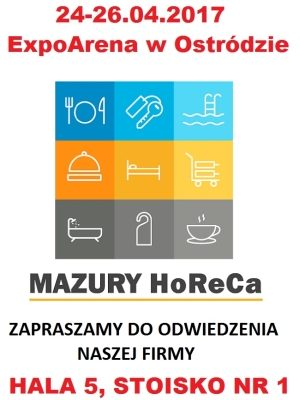 Mazury Horeca 2017