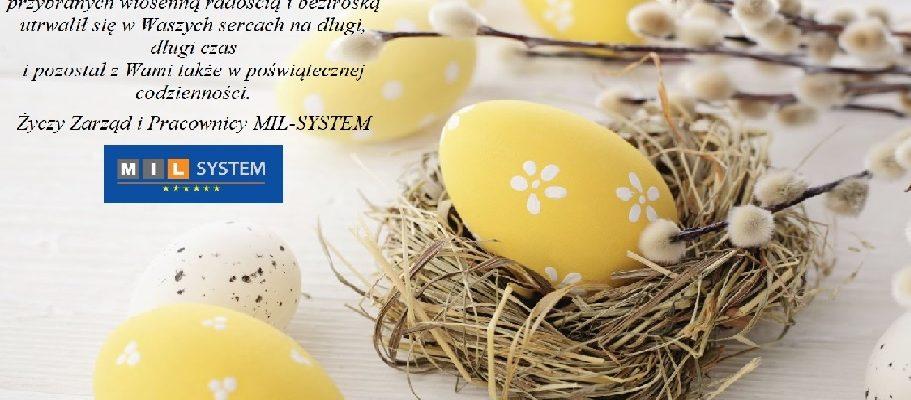 Wesołych Świąt Wielkanocnych 2018!